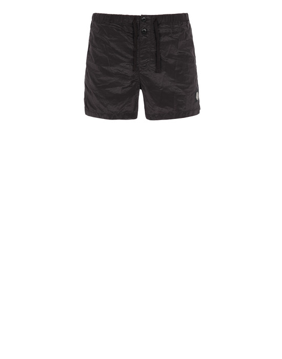 STONE ISLAND Swimming trunks FW B0643 NYLON METAL