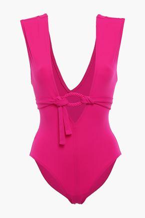 ERES Studio Spray belted swimsuit