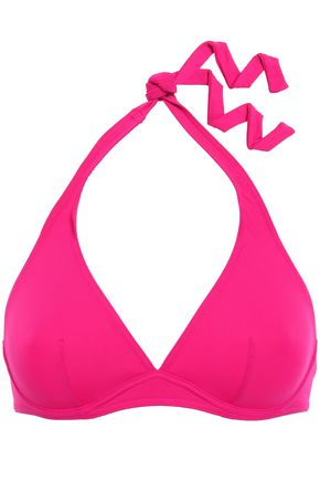 ERES Les Essentiels Bandito halterneck bikini top
