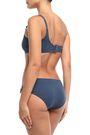 ERES Edge Noise one-shoulder buckled bikini top