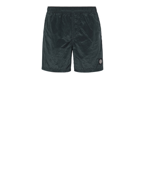 STONE ISLAND Swimming trunks FW B0943 NYLON METAL