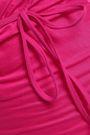 ERES Maximum braid-trimmed cotton-jersey pareo