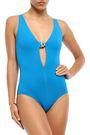 ERES Edge Blend buckled cutout swimsuit