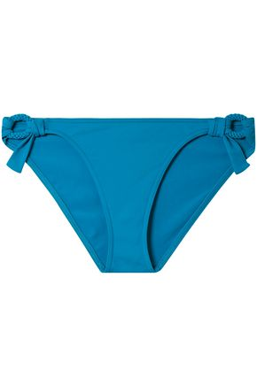 ERES Studio Sépia ring-embellished low-rise bikini briefs