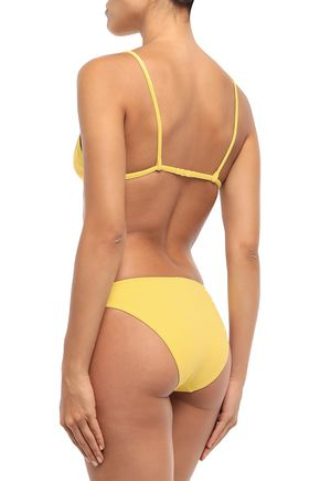 ERES Close Up Déclic braid-trimmed low-rise bikini briefs
