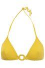 ERES Studio Iso ring-embellished triangle bikini top