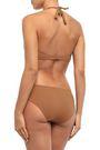 ERES Close Up Forming braid-trimmed halterneck bikini top