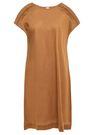 ERES Ornella braid-trimmed cotton-jersey mini dress