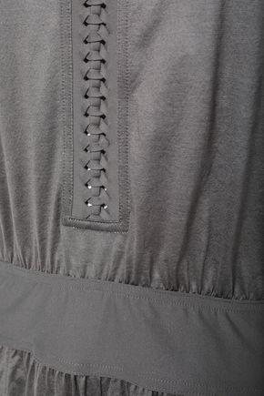 ERES Cesar cotton-jersey playsuit
