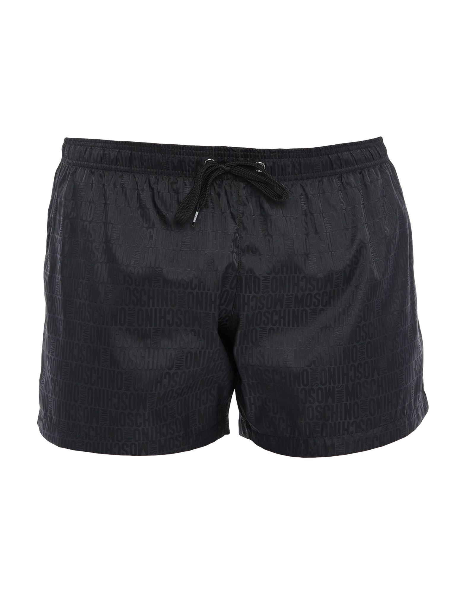 MOSCHINO Шорты для плавания шорты moschino шорты