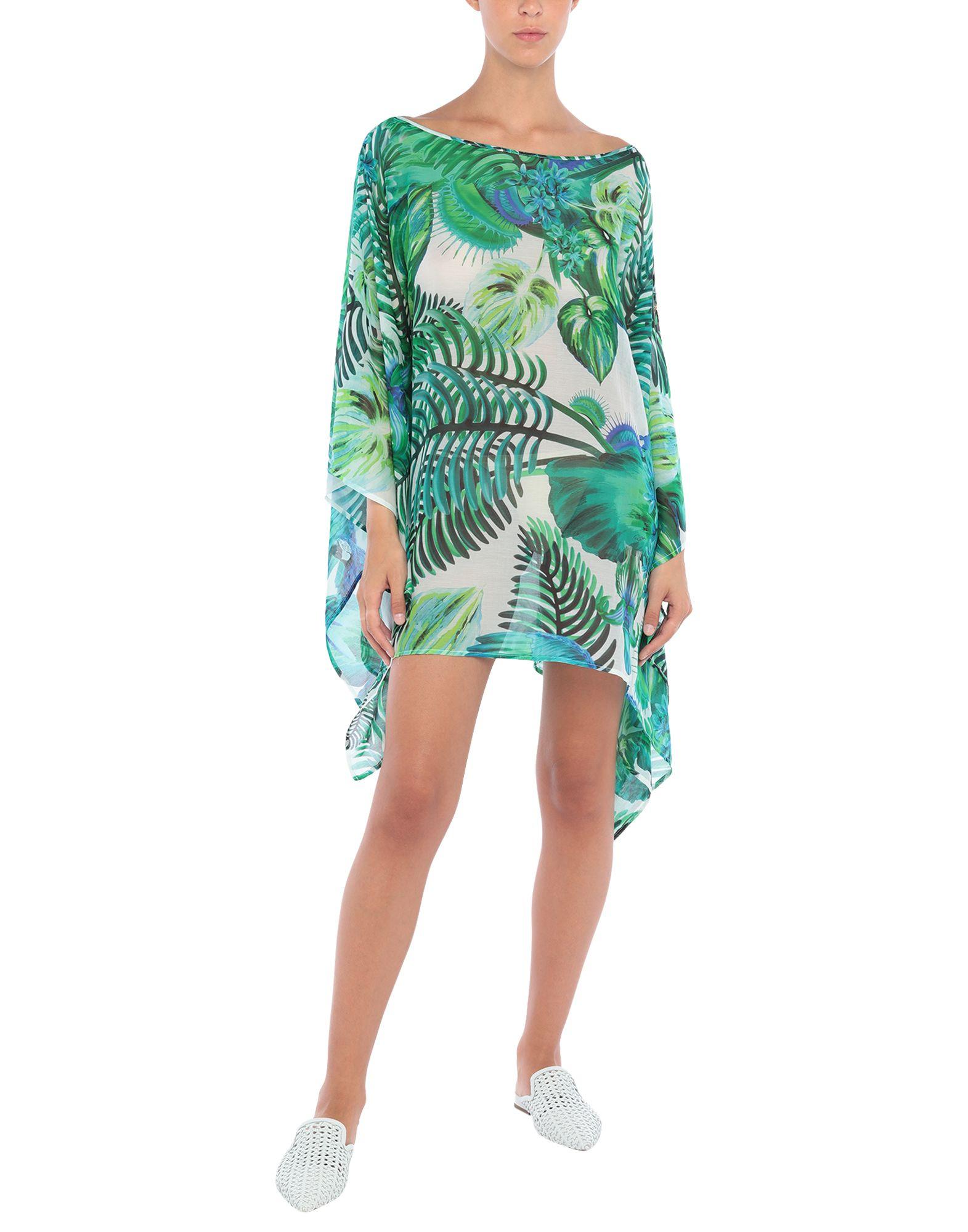 цены ROBERTO CAVALLI Пляжное платье