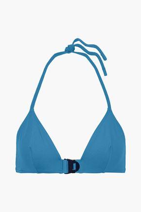 ERES Edge buckled triangle bikini top