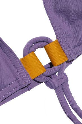 ERES Rédac Charlotte triangle bikini top