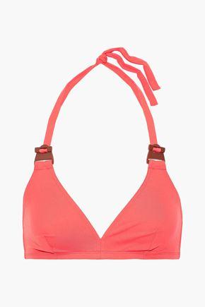 ERES Edge Flip buckled triangle bikini top