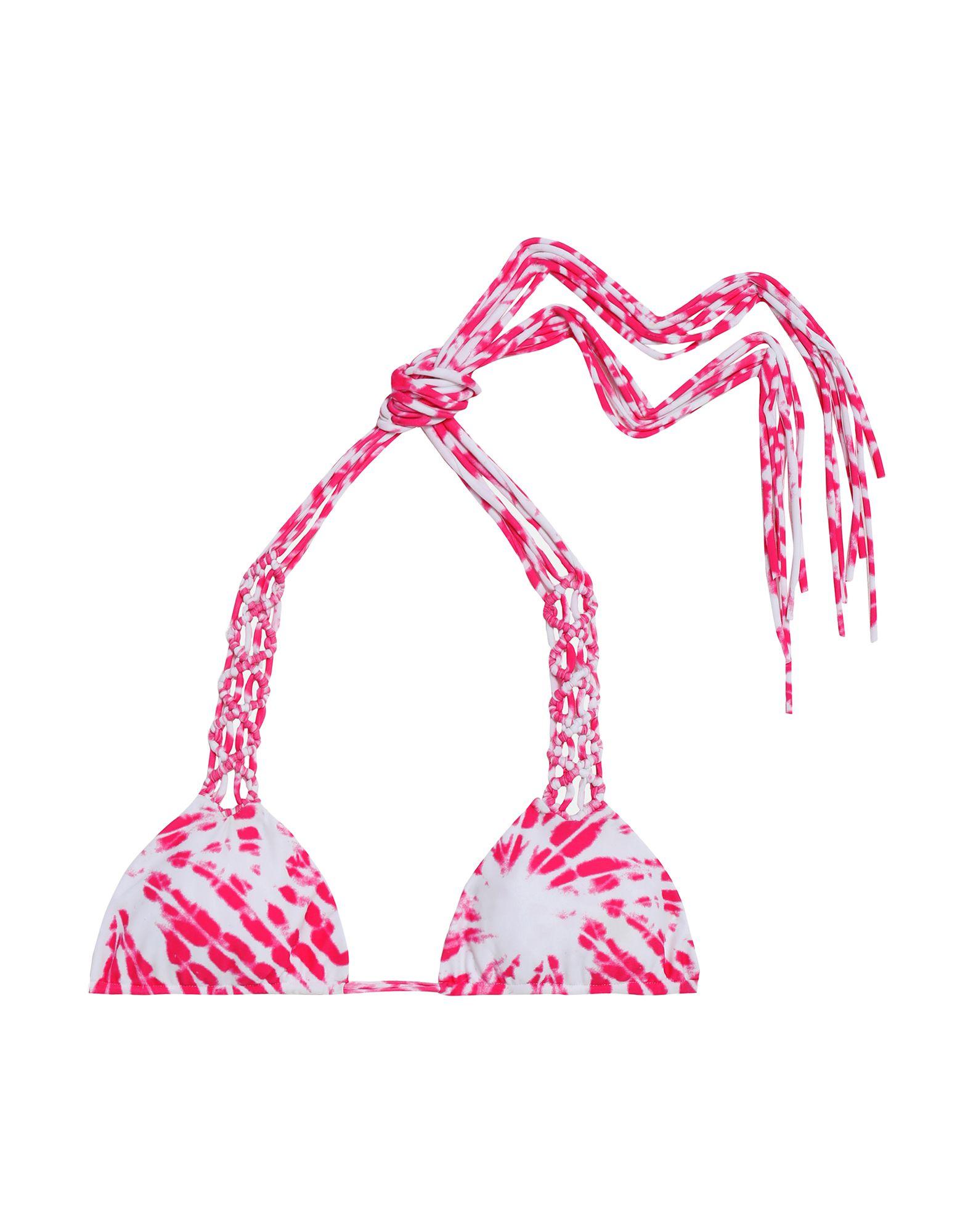 《セール開催中》MIKOH レディース スイムブラ ピンク M ナイロン 80% / ポリウレタン 20%