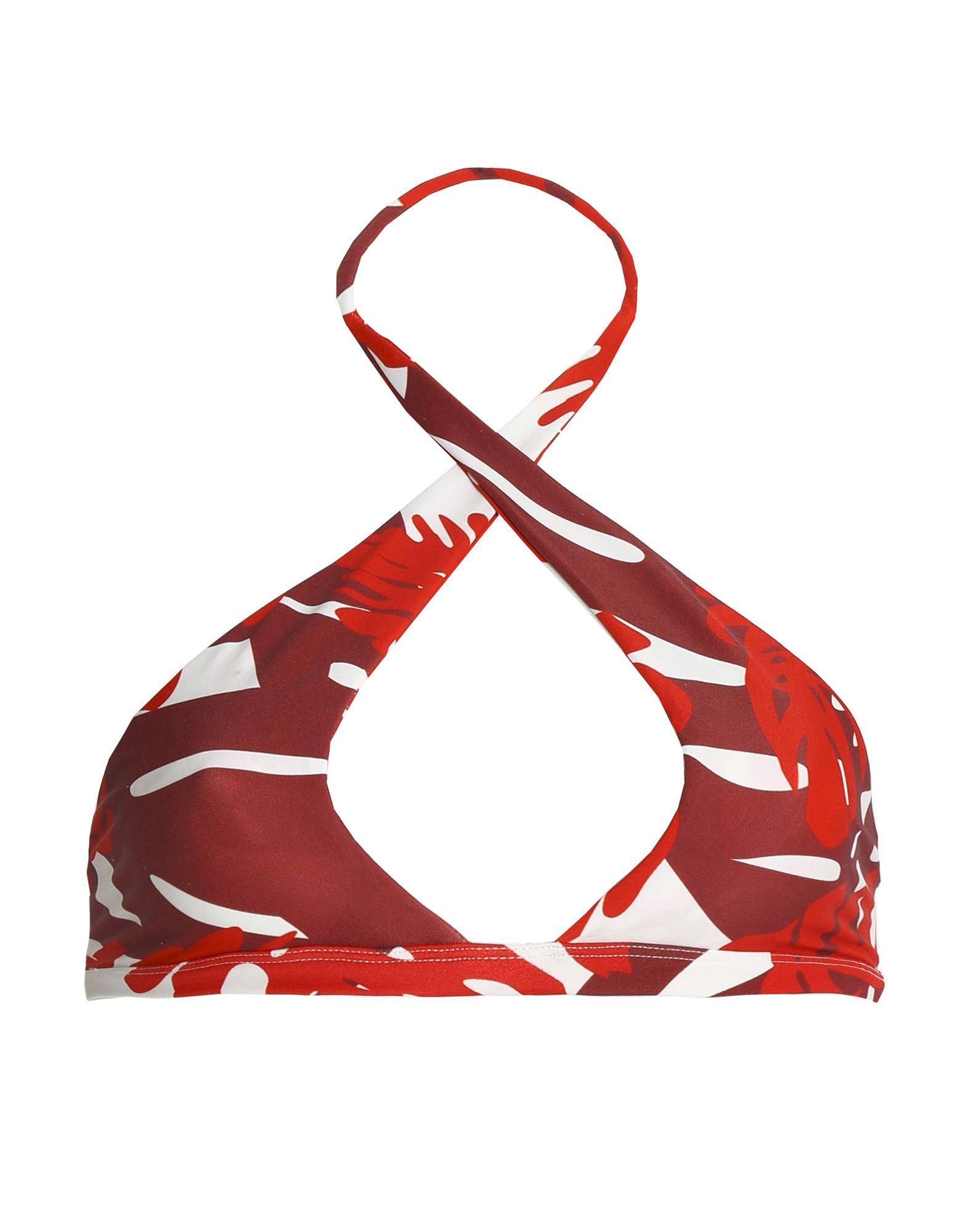 《セール開催中》MIKOH レディース スイムブラ レッド XL ナイロン 80% / ポリウレタン 20%