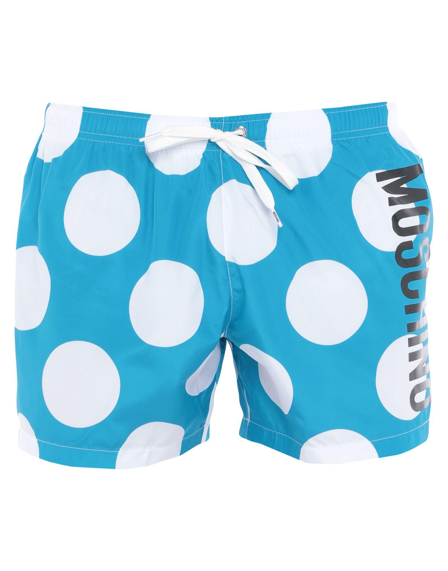 MOSCHINO Шорты для плавания swim ology шорты для плавания