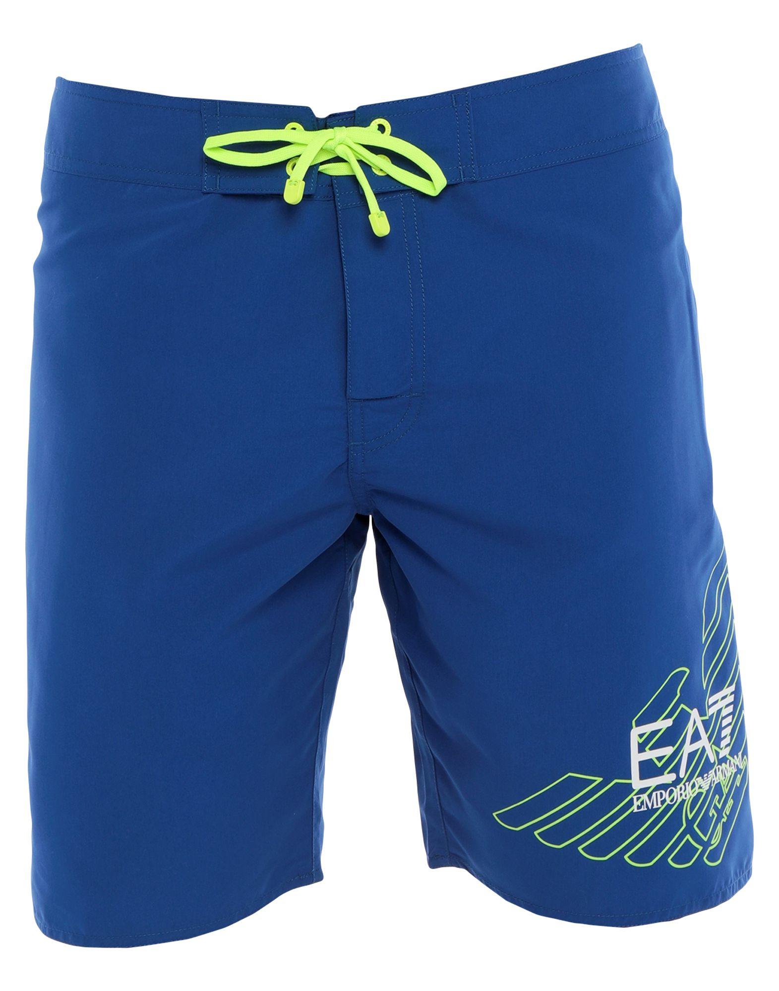 EA7 Шорты для плавания шорты ea7 ea7 ea002emhlgk5