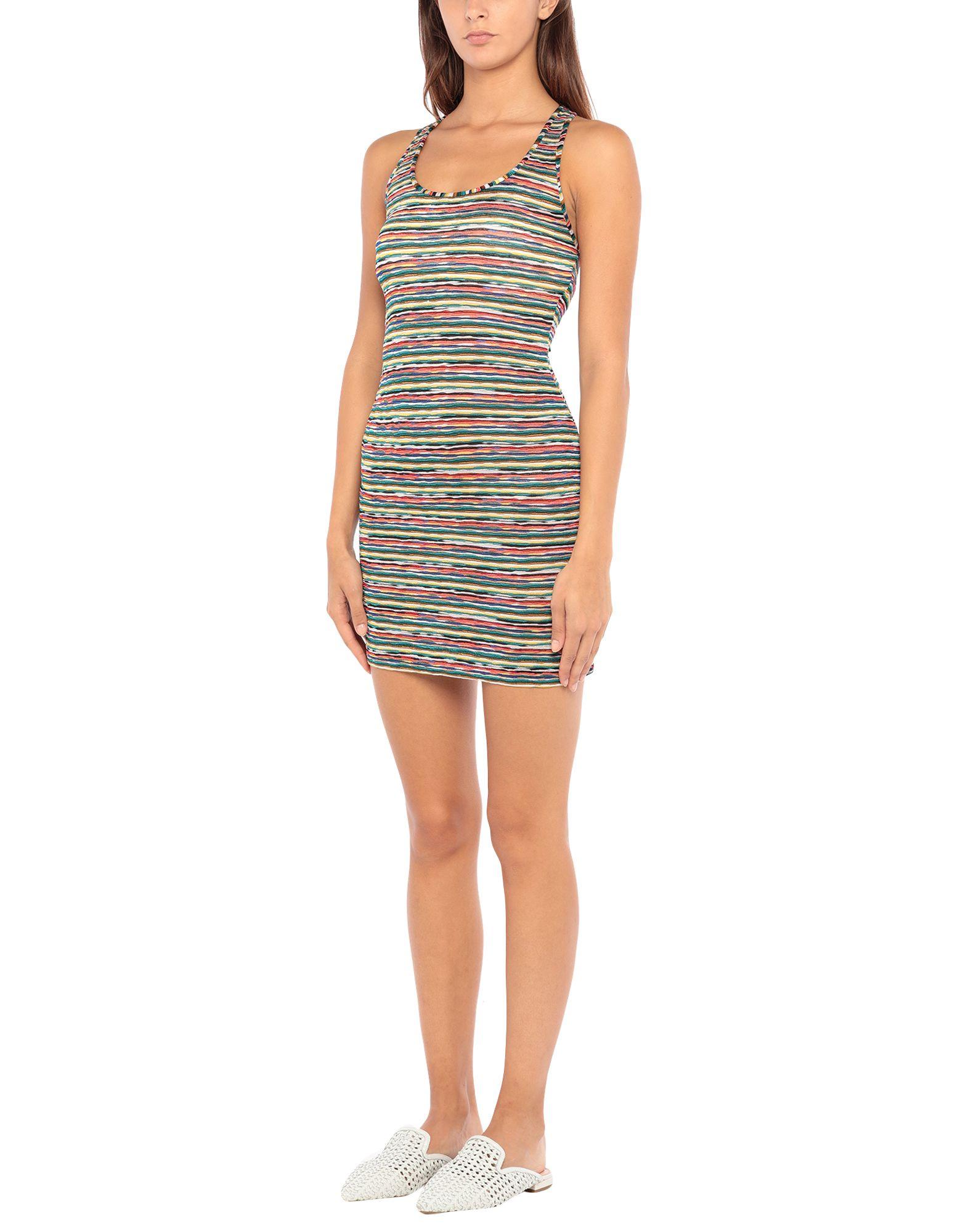 MISSONI MARE Пляжное платье полуприлегающее платье без рукавов di mare
