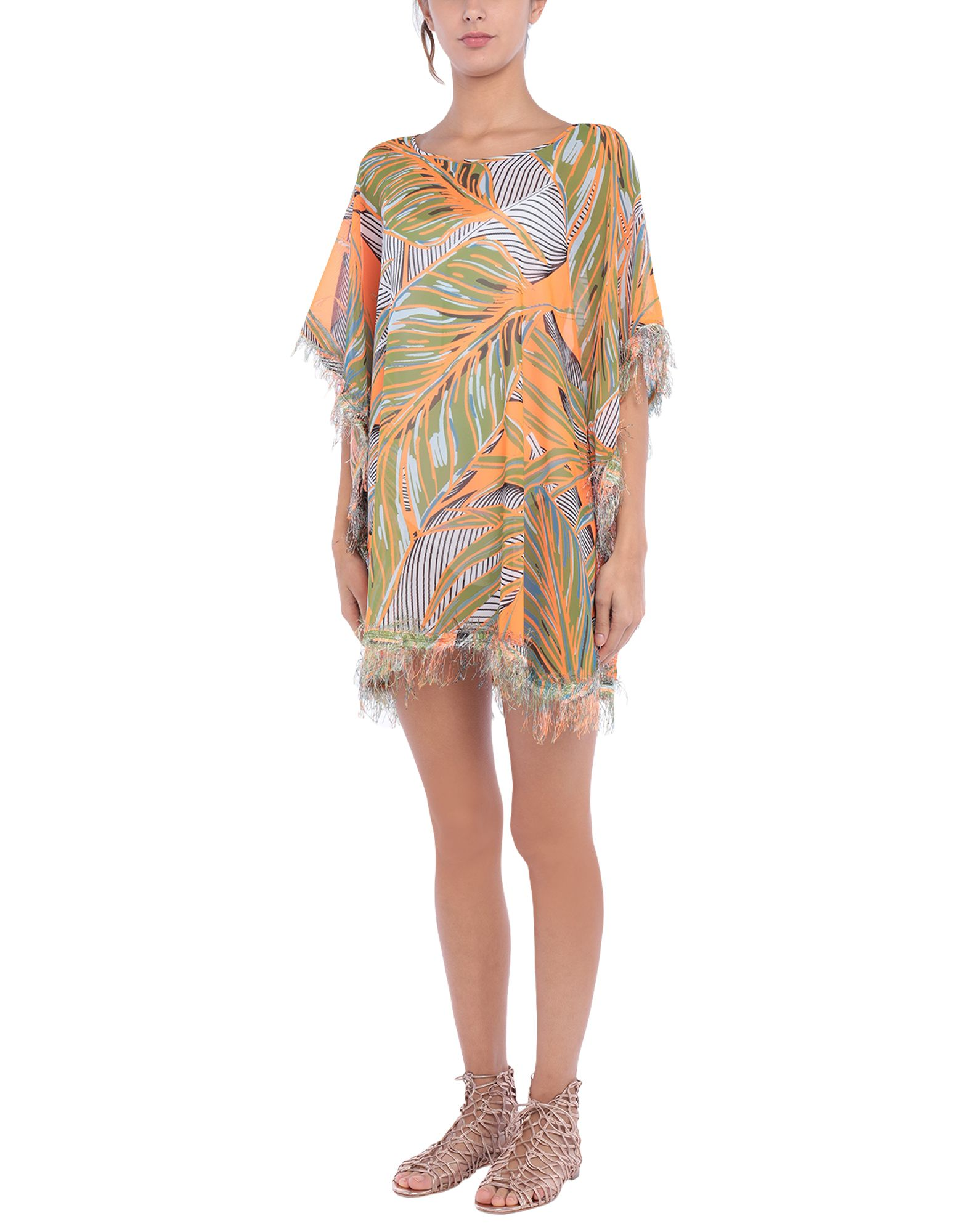 SO' COOL GET LUCKY! Пляжное платье платье shes so