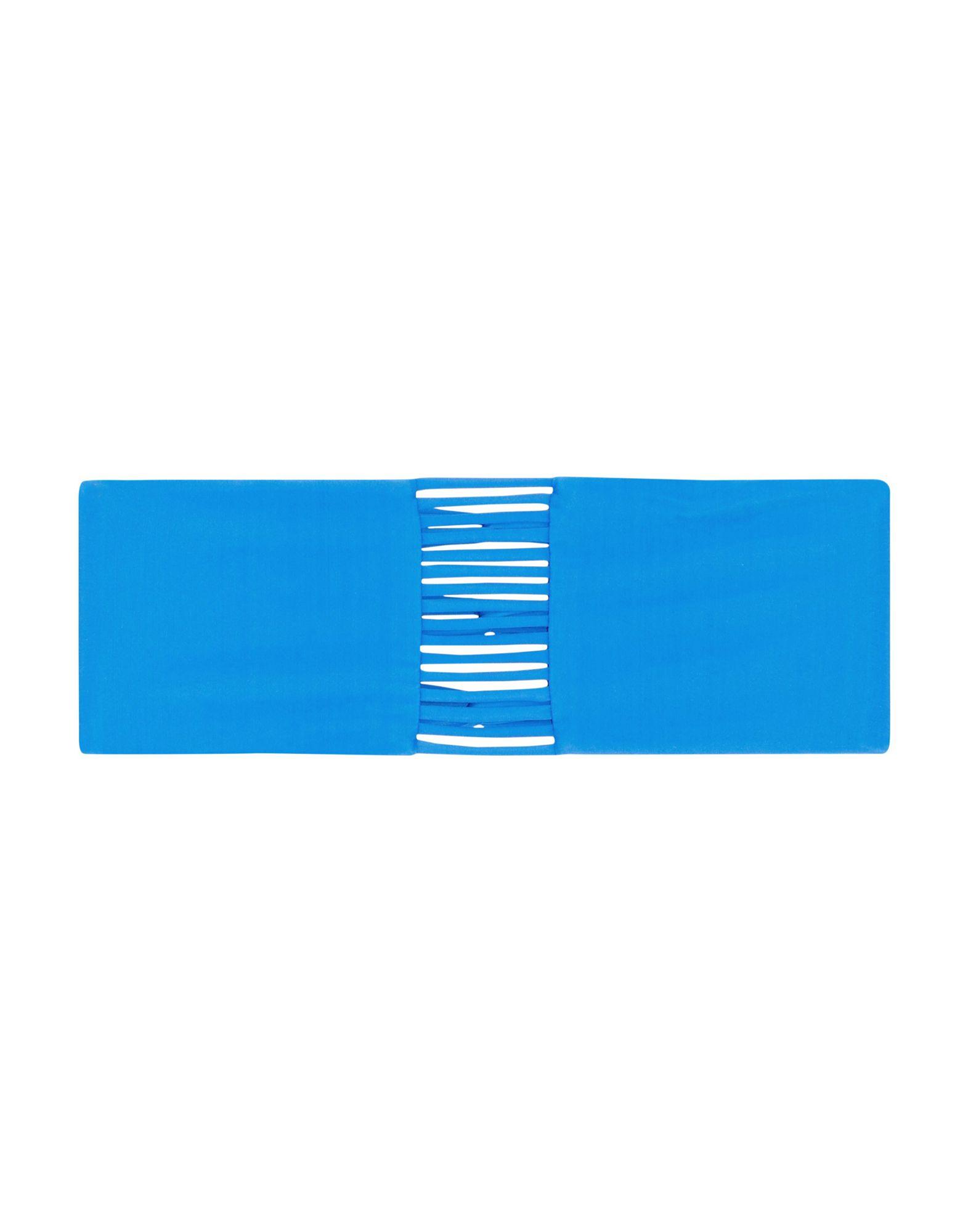 《セール開催中》MIKOH レディース スイムブラ ブルー L ナイロン 80% / ポリウレタン 20%