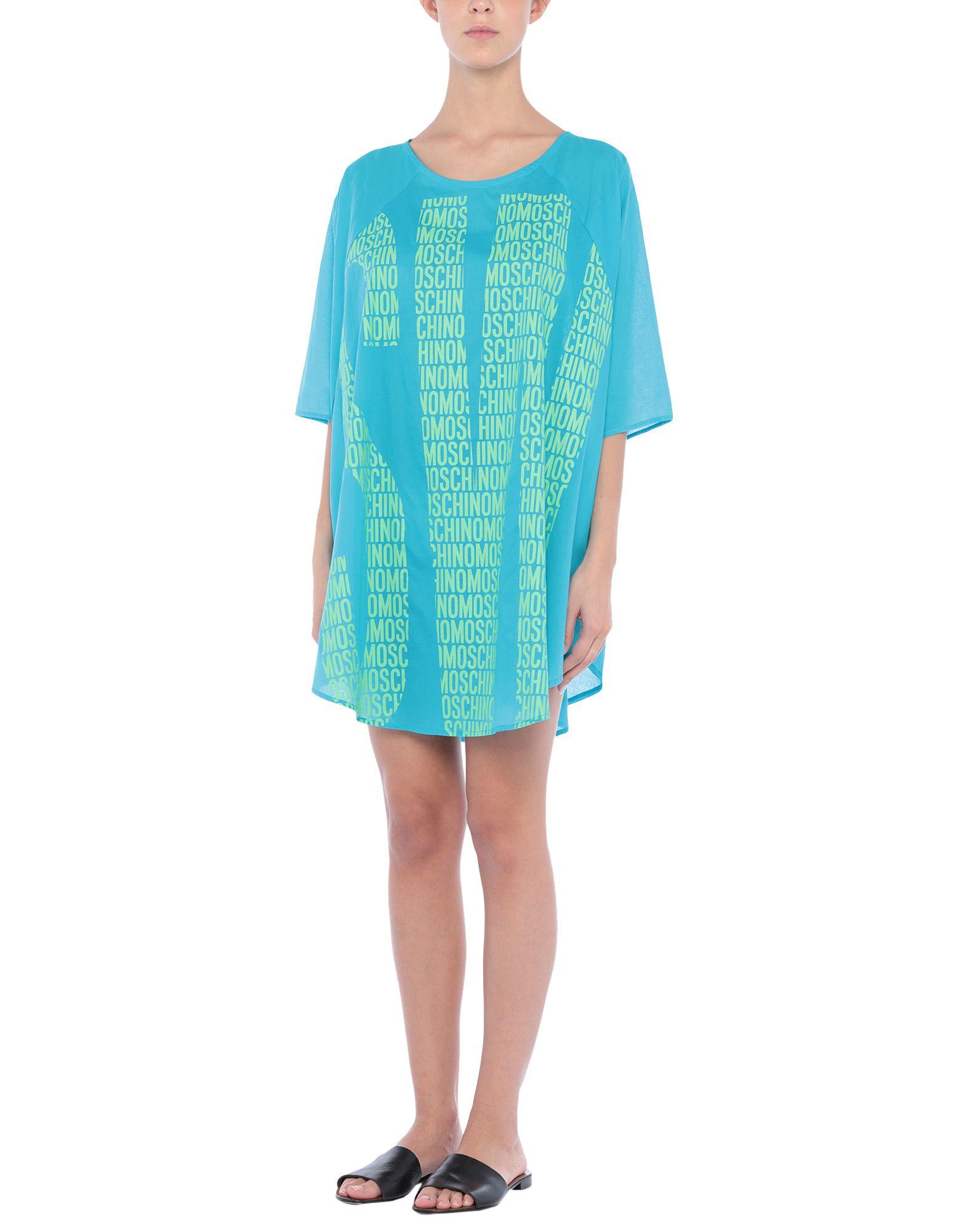 MOSCHINO Пляжное платье