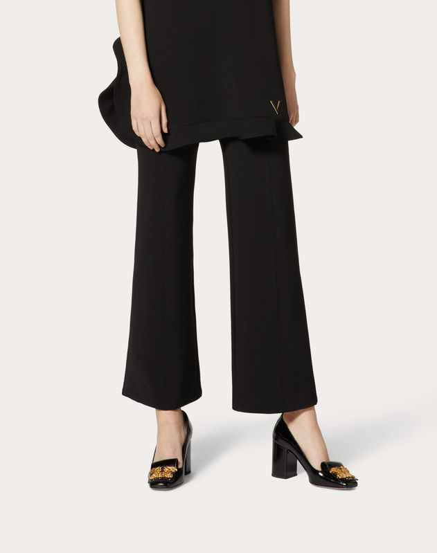 VGOLD Crepe-Jersey Pants