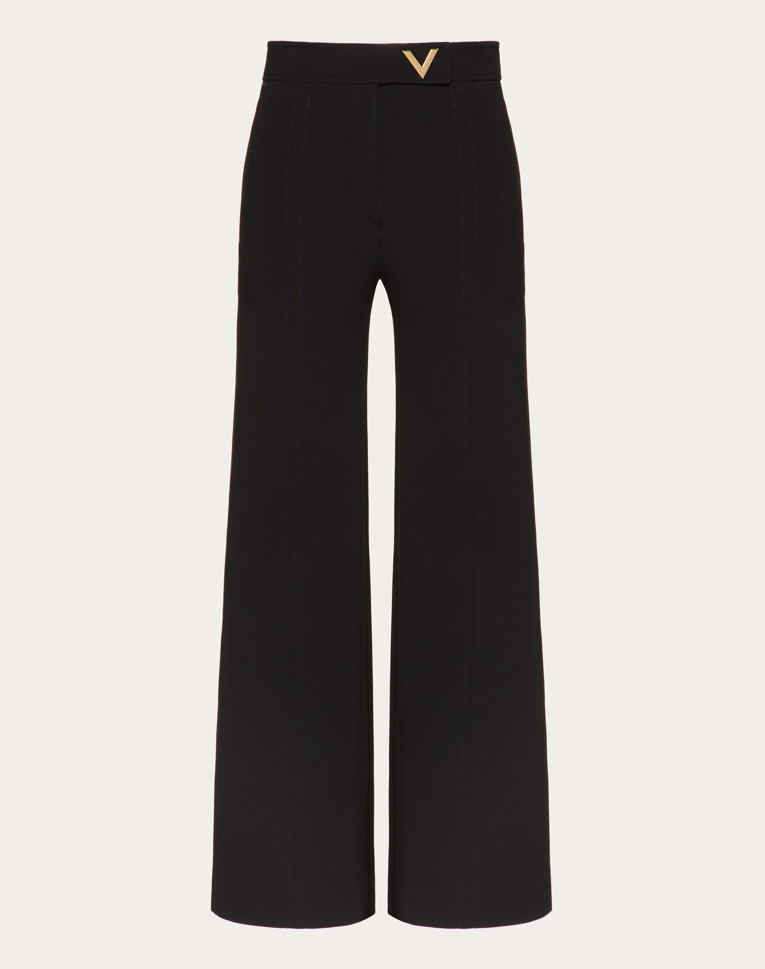 VGOLD Crepe-Jersey Trousers