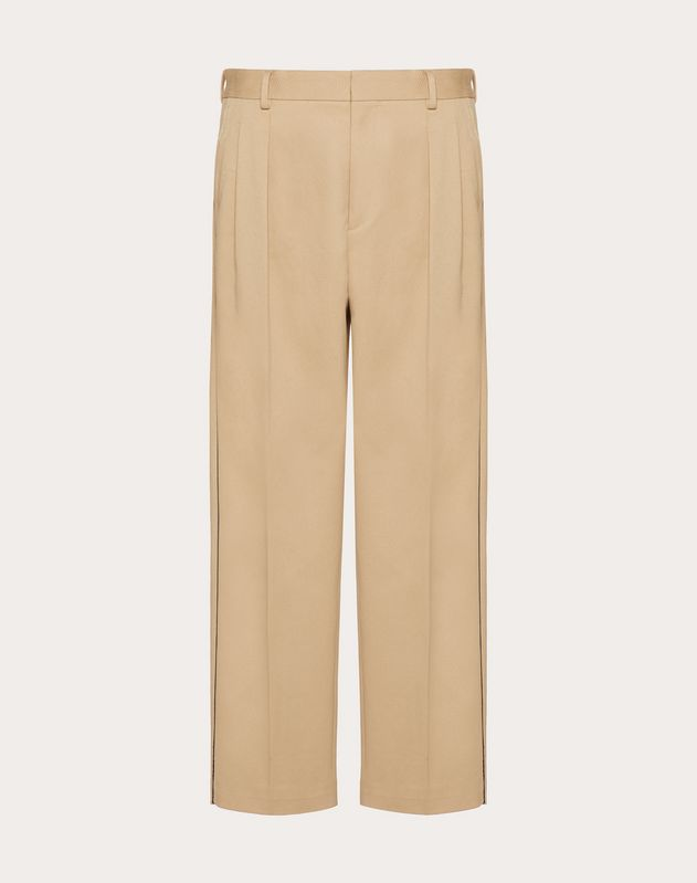 COLLECTION COTTON TROUSERS