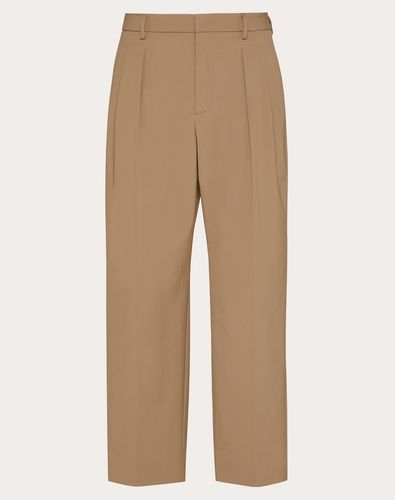 TWIN PLEAT TROUSERS
