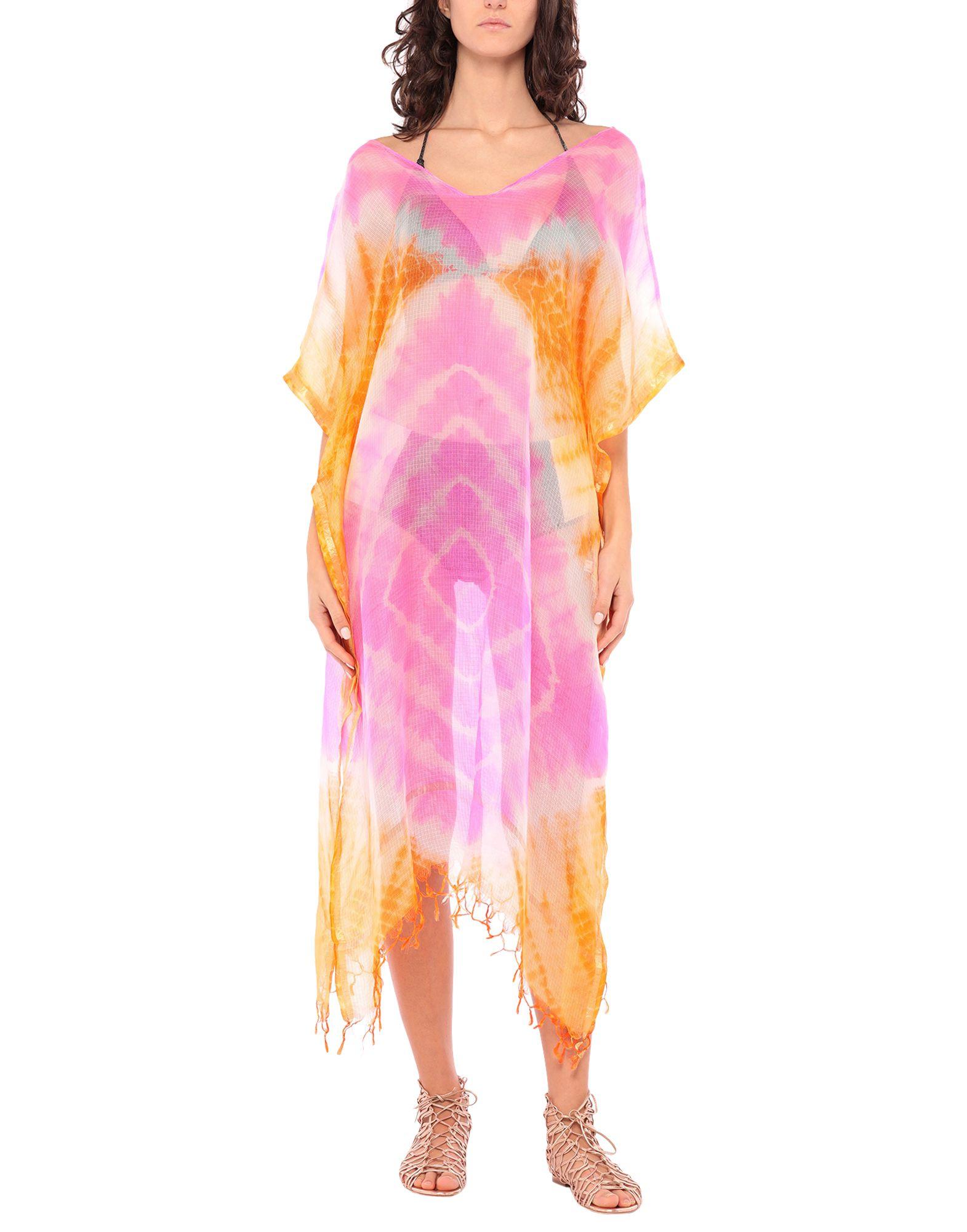 JULIET DUNN LONDON Пляжное платье