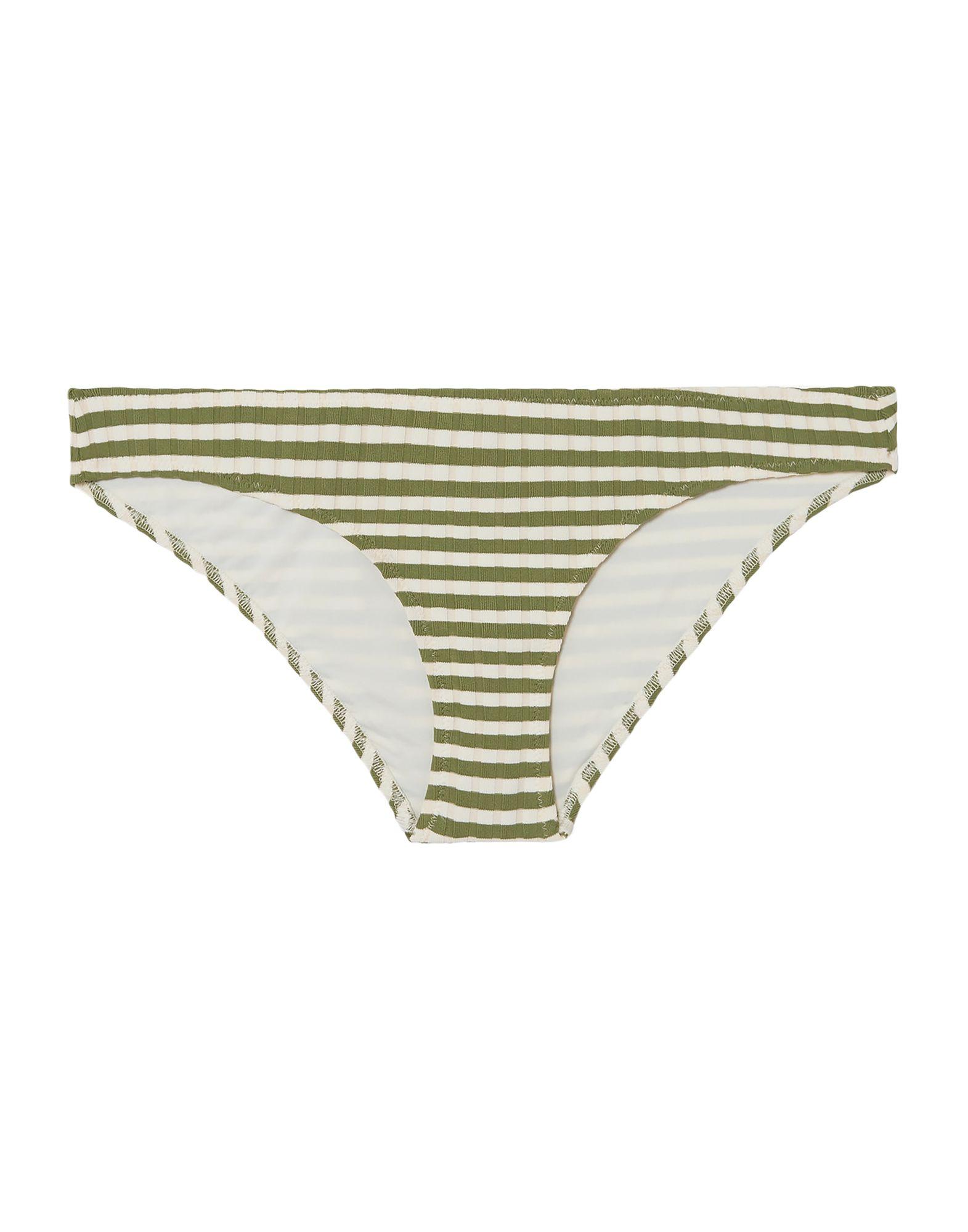 Фото - SOLID & STRIPED Купальные трусы beaded tassel embellished striped blouse
