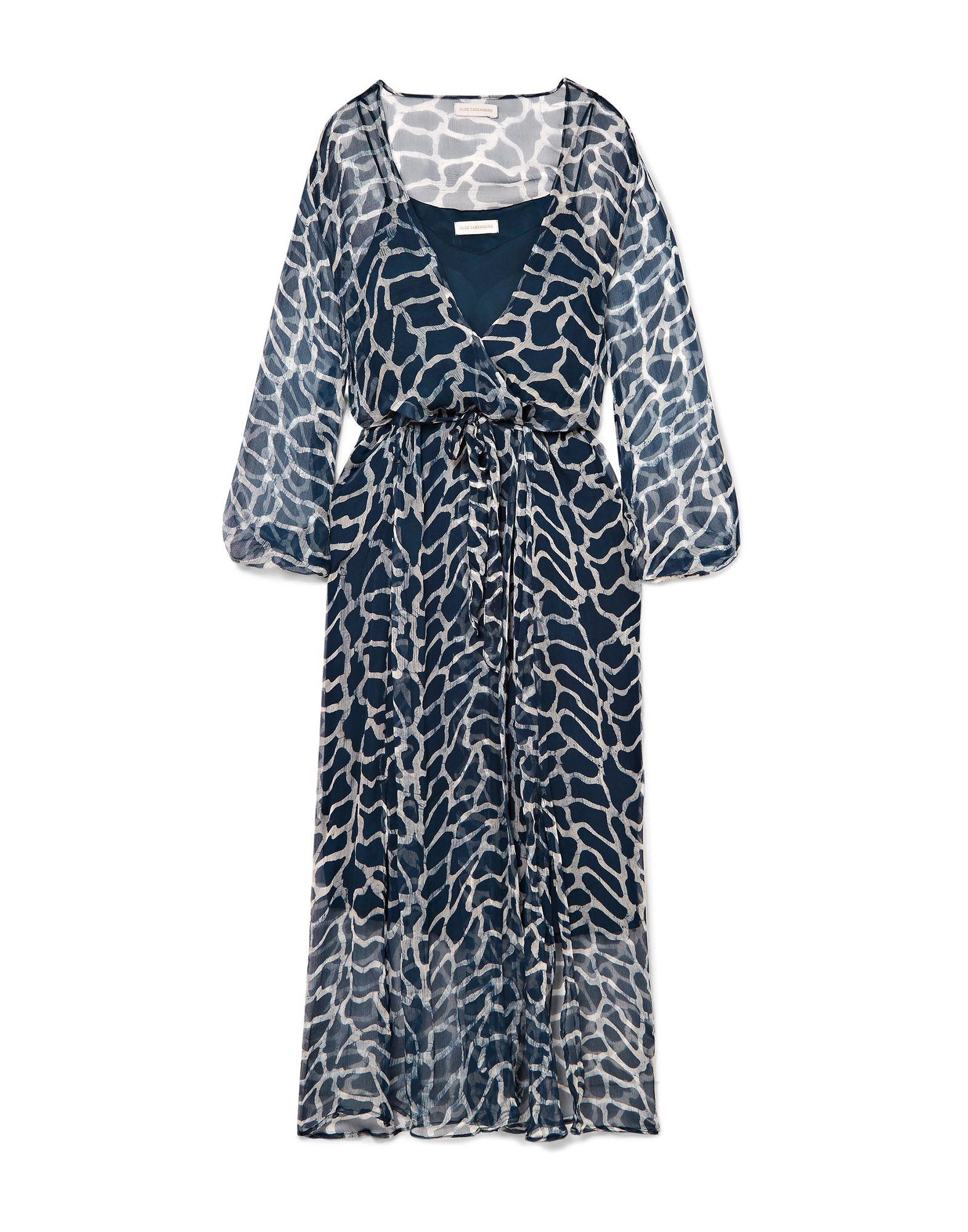 CLOE CASSANDRO Пляжное платье