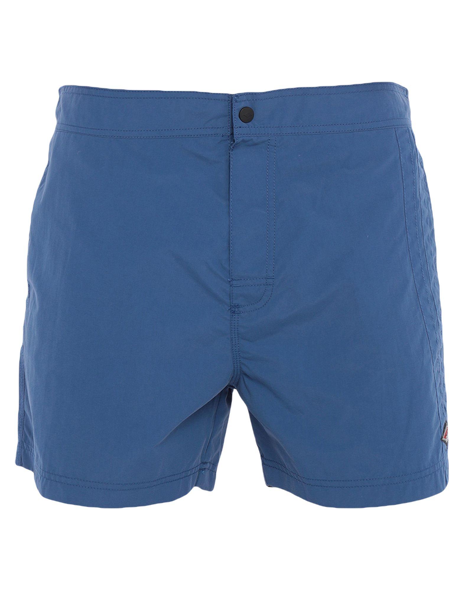 《セール開催中》BEAR メンズ 水着(ボクサーパンツ) ブルー 38 ナイロン 100%