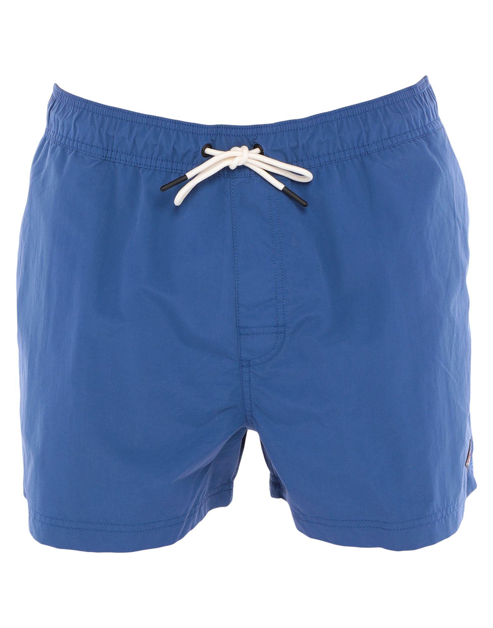 《セール開催中》BEAR メンズ 水着(ボクサーパンツ) ブルー 30 ナイロン 100%