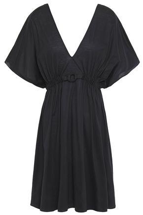 ERES Album Stud cotton-jersey mini dress