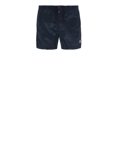 STONE ISLAND B0643 NYLON METAL Swimming trunks Man Blue EUR 118
