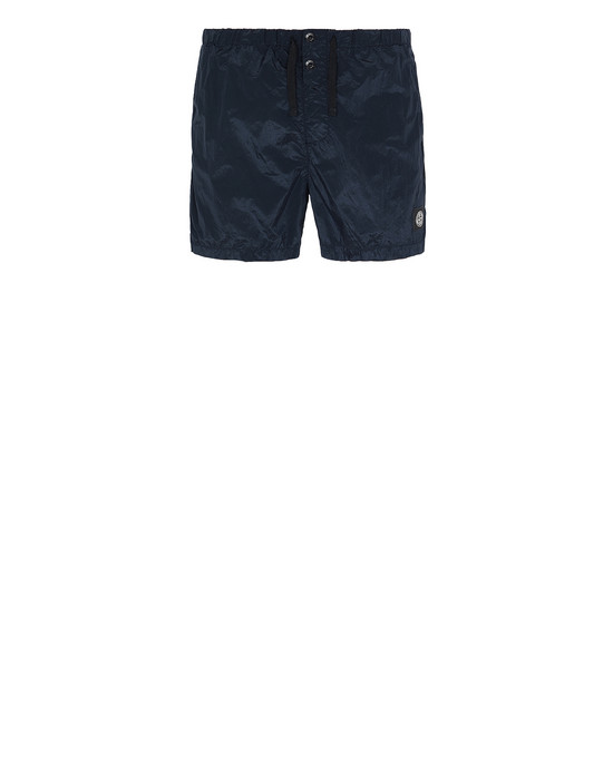 STONE ISLAND B0643 NYLON METAL Swimming trunks Man Blue