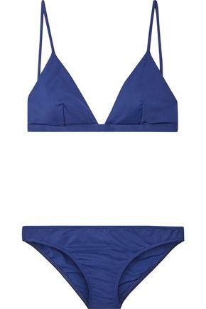 IRIS & INK Canna triangle bikini