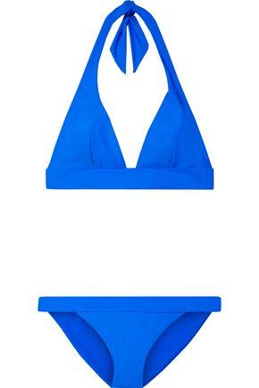 IRIS & INK Stella halterneck bikini