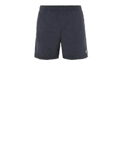 STONE ISLAND B0946 Swimming trunks Man Black EUR 140