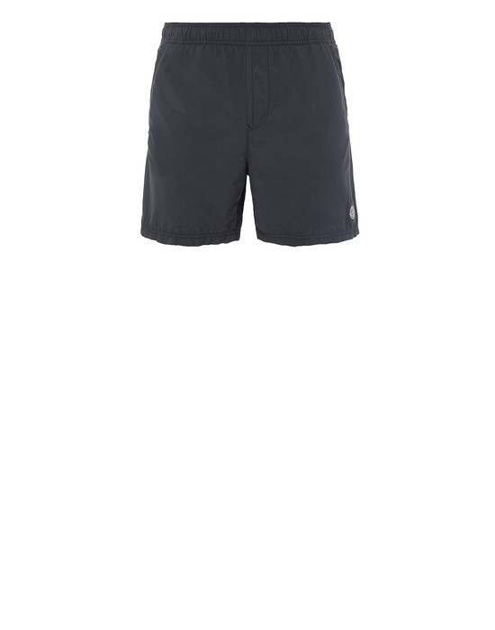 STONE ISLAND B0946 Swimming trunks Man Black