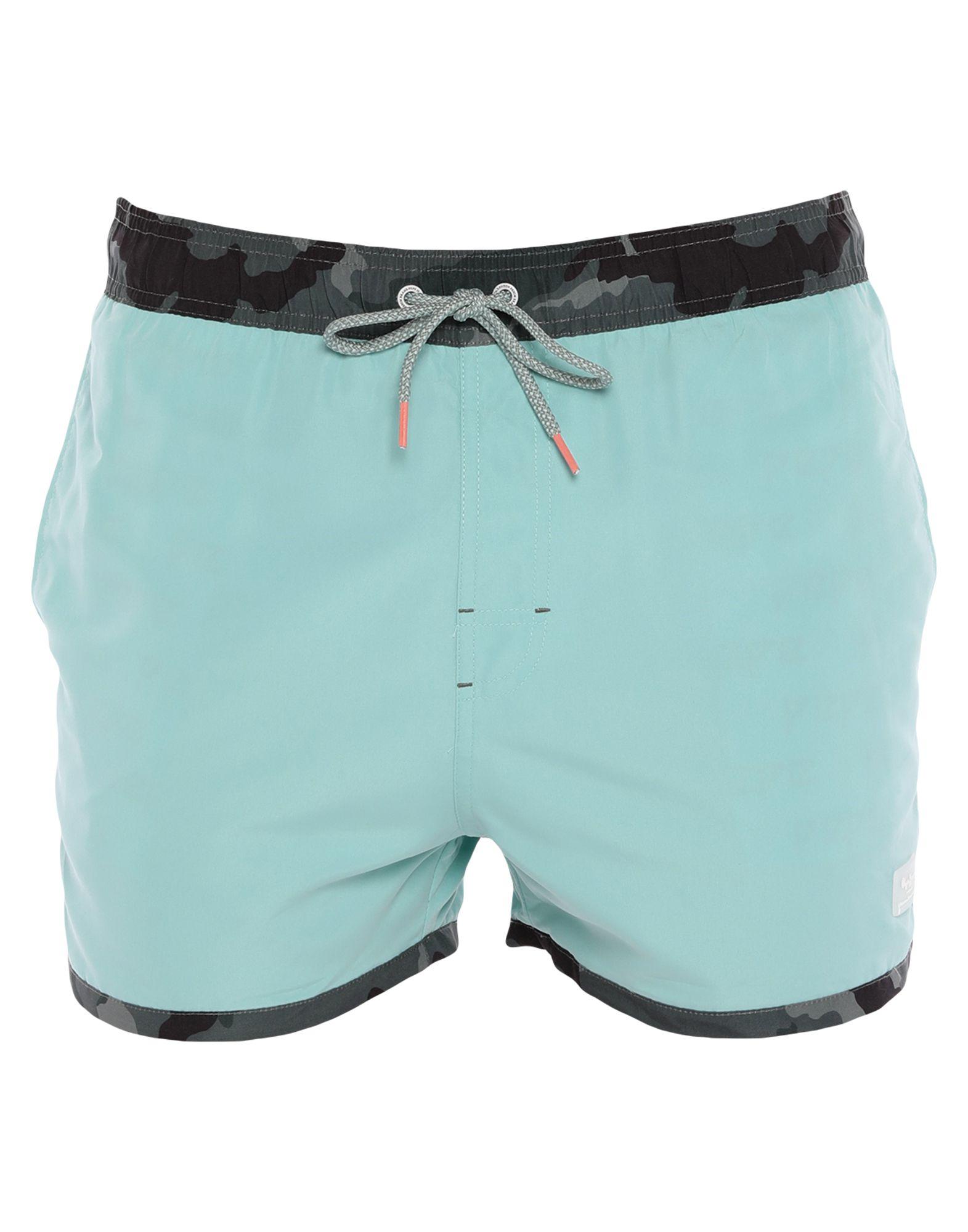плавки шортами мужские