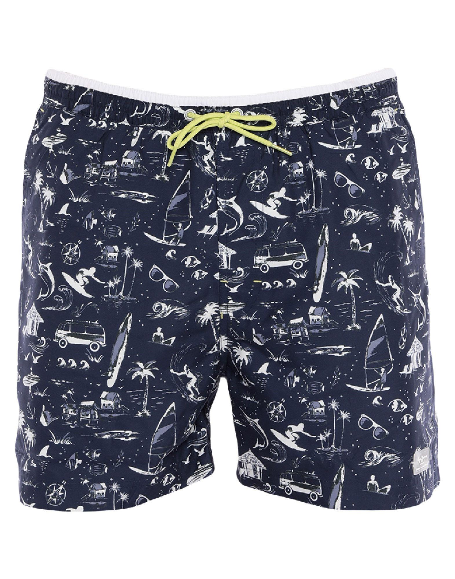 PEPE JEANS Шорты для плавания armani jeans шорты для плавания