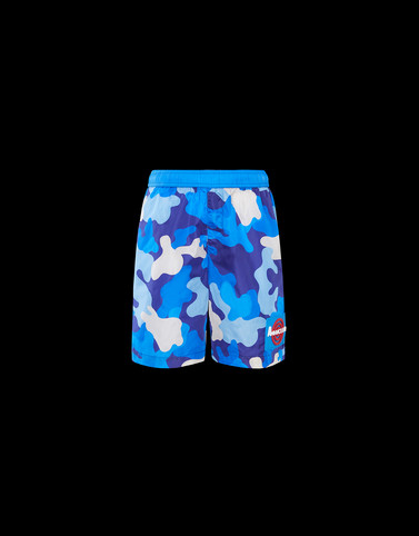 SWIM SHORTS Blue Junior 8-10 Years - Boy Man
