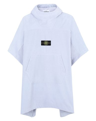 STONE ISLAND 93378 Bathrobe Man Sky Blue. USD 311