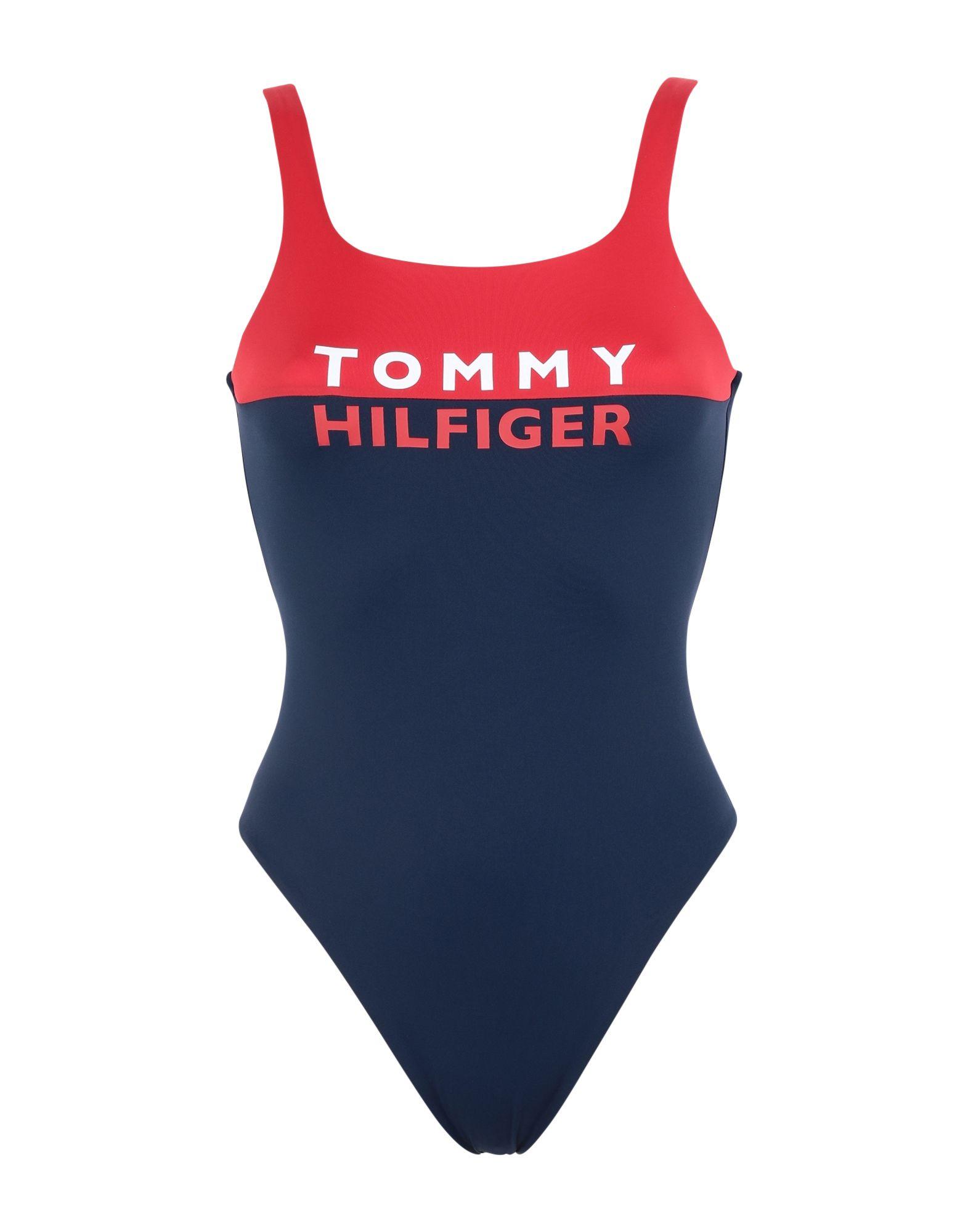TOMMY HILFIGER Слитный купальник купальник madwave madwave ma991ewhyx64