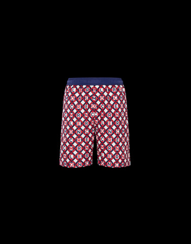 SWIM SHORTS Red Kids 4-6 Years - Boy Man