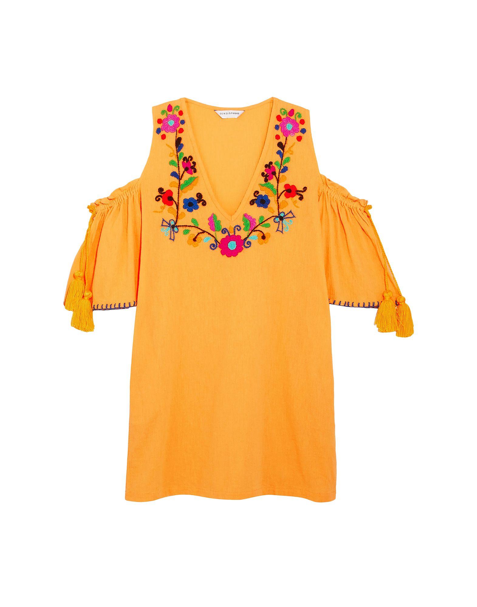 SENSI STUDIO Пляжное платье
