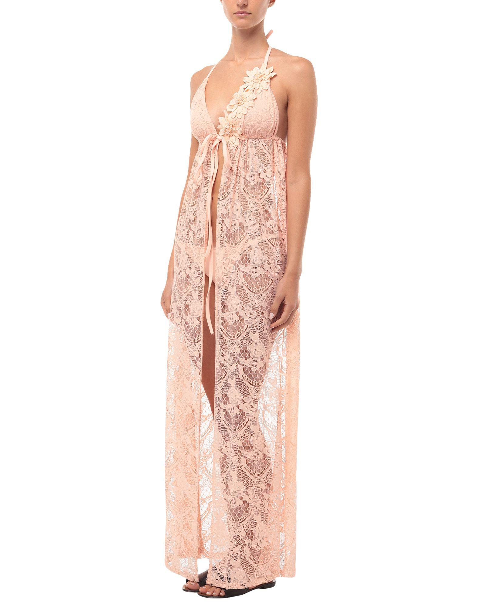 MAESTRI Пляжное платье maestri длинное платье